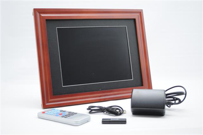 portable usa pu 15wb wireless digital frame review - Wireless Picture Frame