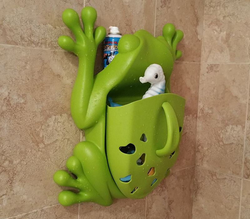 Blog: Frog Pod Bath Toy Scoop by Boon - Urban Lime