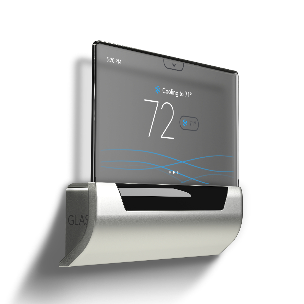 GLAS A Reinvented Thermostat By Johnson Controls & Microsoft