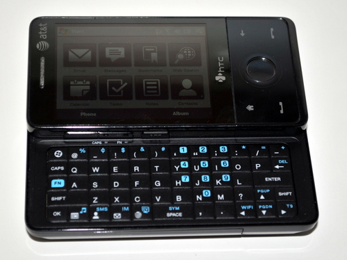 HTC FUZE QWERTY Keyboard