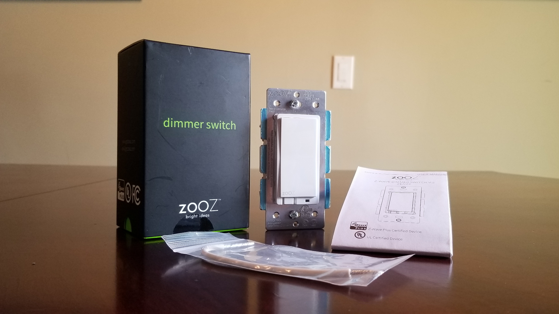 Zooz Z-Wave Plus Dimmer Light Switch Review