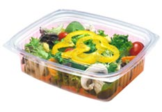 Planet-friendly food containers