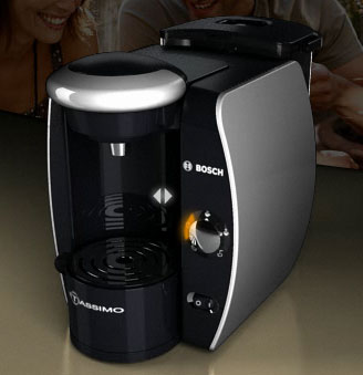 New Tassimo Coffee Machine Coming this Fall - Now From Bosch