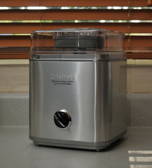 Cuisinart ICE 30BC 2 Quart Ice Cream Maker Review