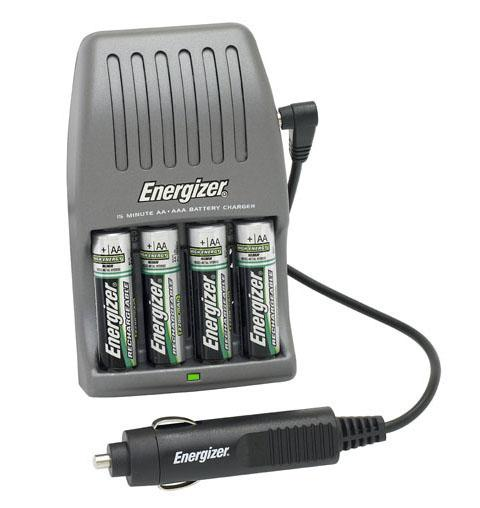 Energizer 15 minute charger review