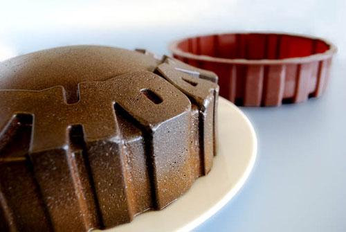Happy Birthday Cake Mold