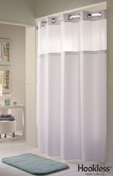 Hookless Vision Shower Curtain Review