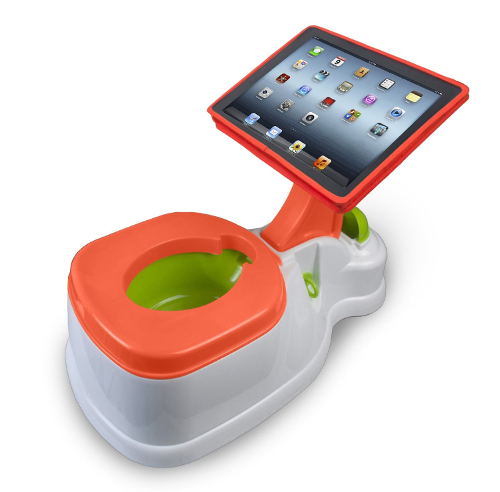 iPotty ultimate throne for your little one