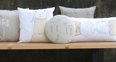 k studio Pillows