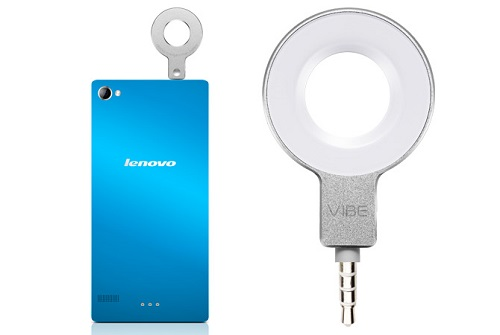 Lenovo VIBE Selfie Flash