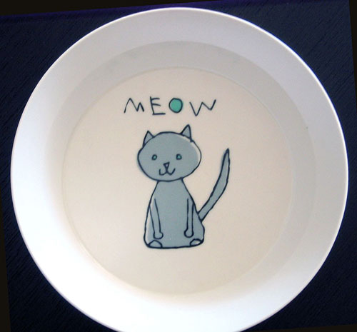 A Bowl For Our Feline Friends