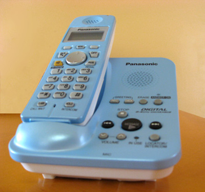 Panasonic KX-TG3031 Line of Color Phones and Digital Answering Machines Review