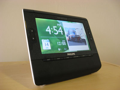 Blog Philips Ajl308 7 Inch Digital Photo Frame And Clock Radio