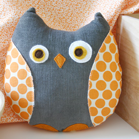 Retro Mama's A Patchwork Owl is a Hoot