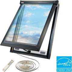 Velux Skylights Help You Go Green to Save Energy