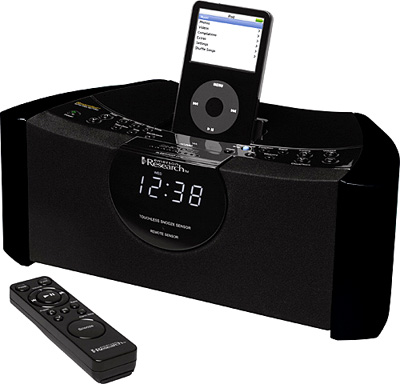 Emerson iTone iC200 SmartSet Alarm Clock Radio for iPod Review