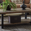 Sonoma Rustic Natural Coffee Table